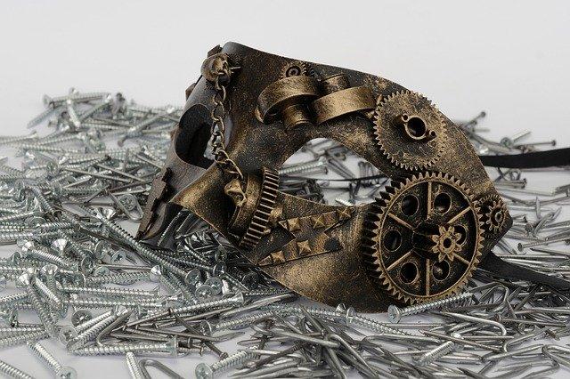 masking - machine